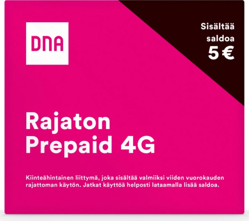 4g Rajaton